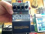 DIGITECH Effect Equipment METAL MASTER HEAVY METAL DISTORTION